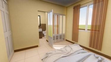 1 Bedroom Duplex Town House