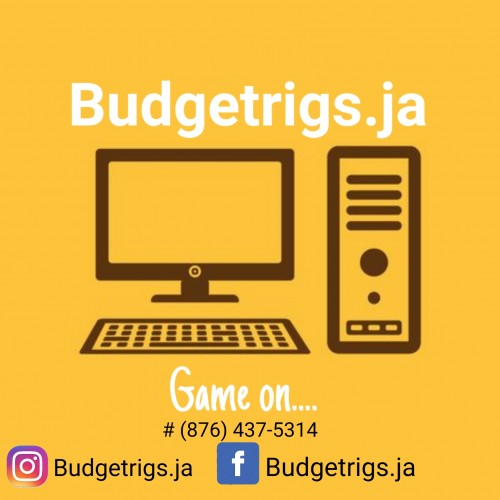 New Gaming Pc From Budgetrigs.ja