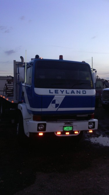 Leyland Freighter Flat Bed