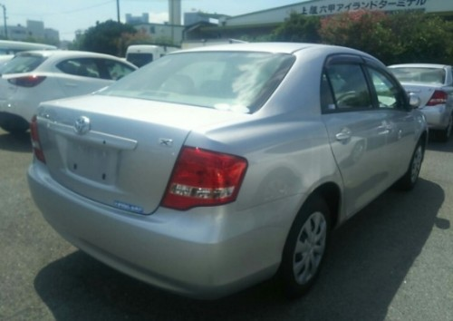 Toyota Axio For Sale 2wd 1500cc Year 2011