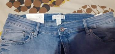 Ladies Size 14UK H&M Skinny Fit Jeans Pants