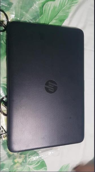 Hp 15 Laptop Black