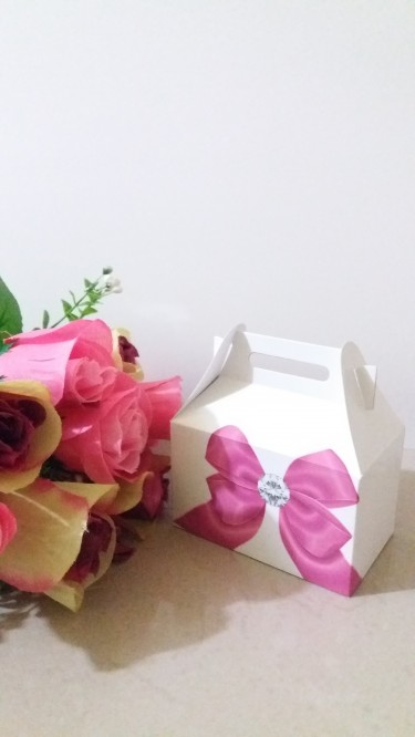 Cake/Favor Boxes