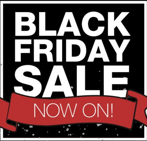 Black Friday Electronics Sale