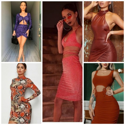 All Dresses For 7500