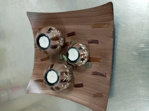 Ceramic Candle Sets