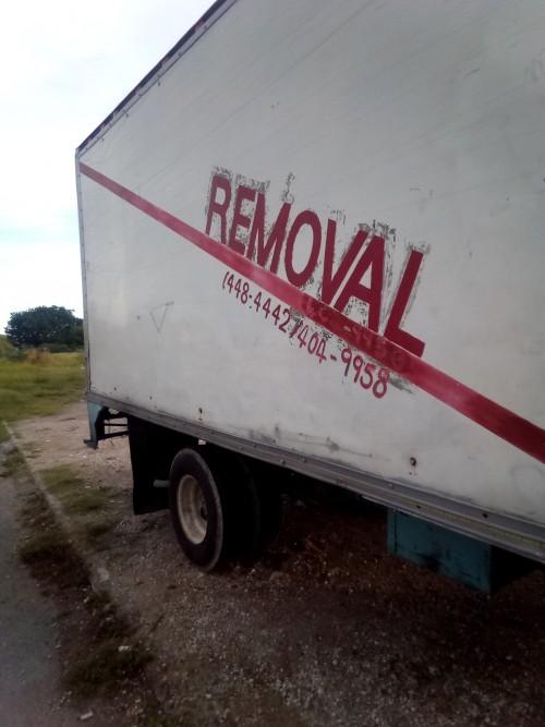 Moving Truck PORTMORE/KINGSTON
