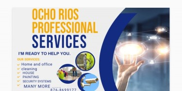Cleaning And Painting Services