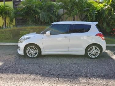 2013 Suzuki Swift Sport