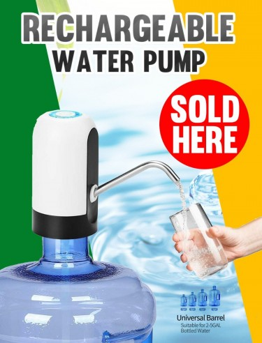 Rechargeable Water Pumps