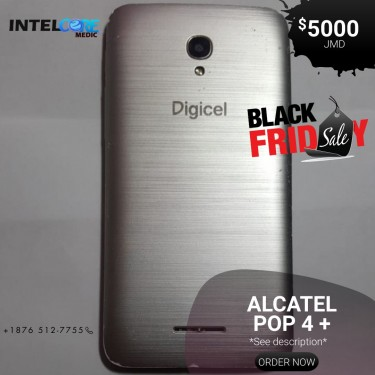 Alcatel Pop 4+, Unlocked