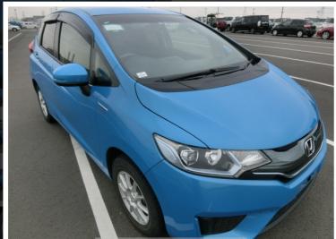 2014 Honda Fit Hybrid