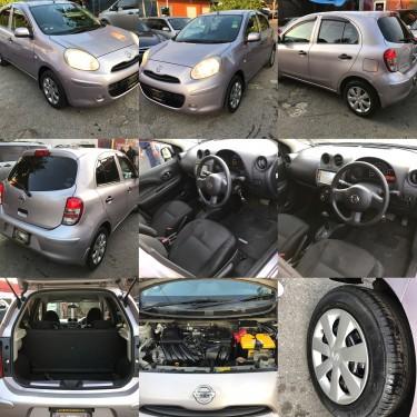 2012 Nissan March $695k Neg
