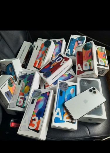 Brand New Samsung Galaxy A Series Phone For Sale