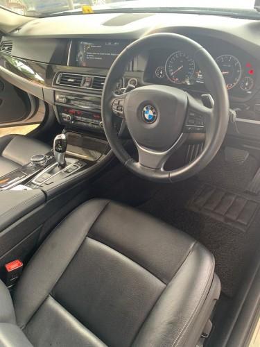 2014 BMW 5 Series Luxury Package