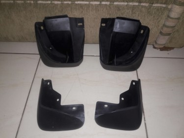 2001 Honda Accord Mud Guards