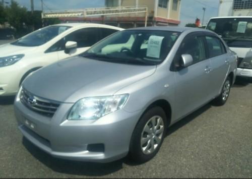Toyota Axio Newly Important 2011