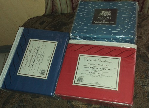 Queen And Double Bed Sheet Sets