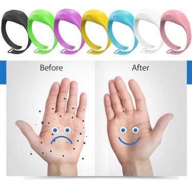 Hand Sanitizer Watches