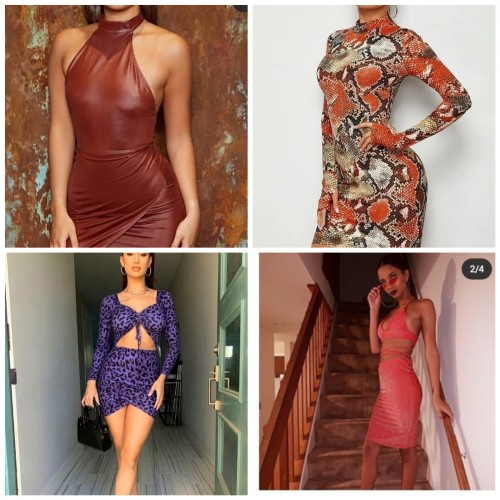 4 Dresses For $4000