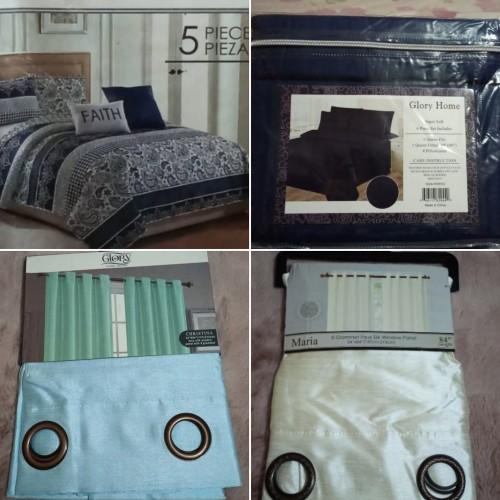 Blackout Curtains, Bathroom Set, Kitchen Curtains,