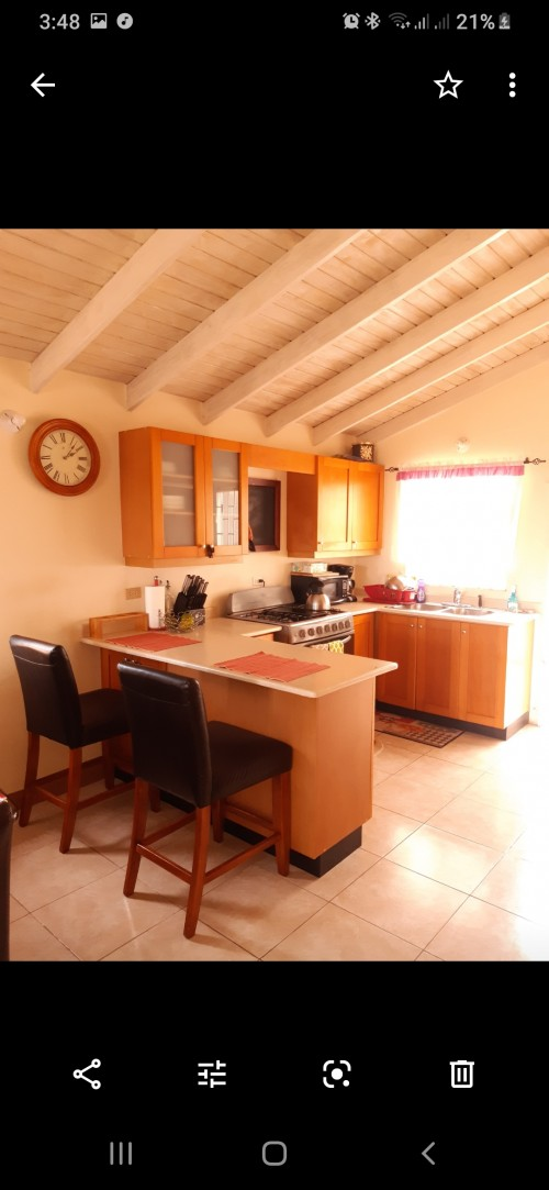 Fully Furnish One Bedroom/bathroom/Living & Dining