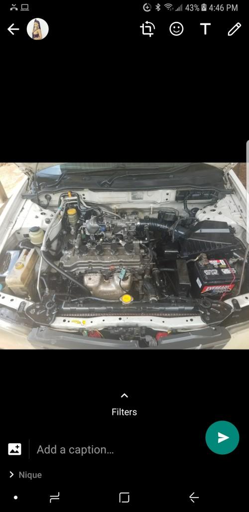 2007 Nissan AD Wagon