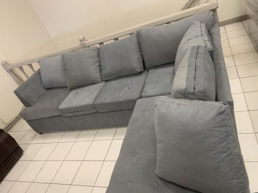 Modern L Shape Couch