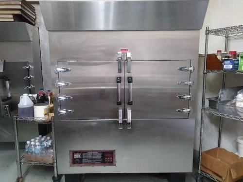 12 Rack Smoker Oven