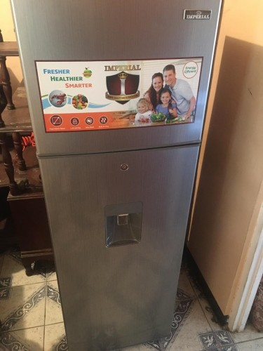 Imperial Refrigerator With Water Dispenser
