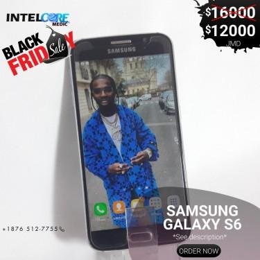 Samsung Galaxy S6, Unlocked