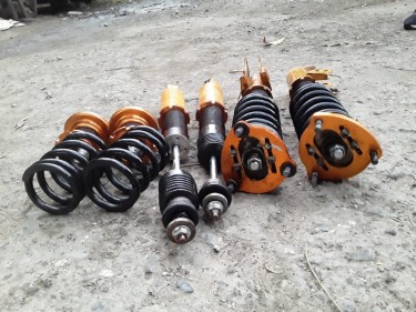 Coil Over Shocks With Springs