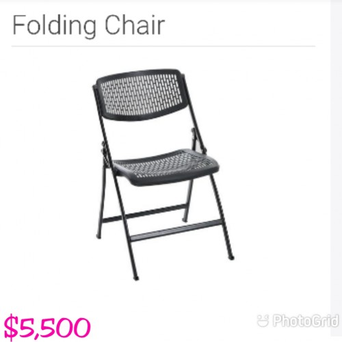 Very Solid Foldable Tables And Chairs