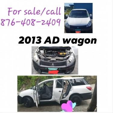 2013 AD Wagon