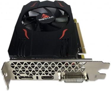 Biostar Radeon RX 550 AMD Computer Graphics Card
