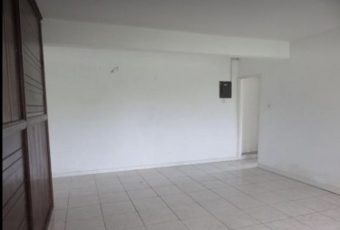 2 Bedroom Apartment (with A/C) In Bogue Heights