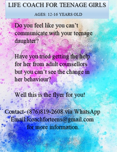 Life Coach For Teens