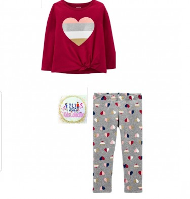 Carter's Tights Set 5T