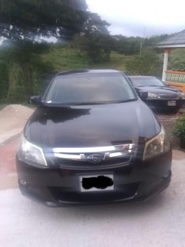 2012 Subaru Exiga. Very Low Mileage. Turbo-charged