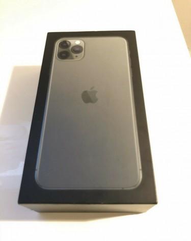 Apple IPhone 11 Pro Max - 256GB - Midnight Green (