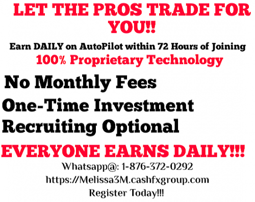 LET THE PROS TRADE FOR YOU!!!