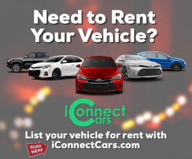 Rent You Car On IConnectcars.com