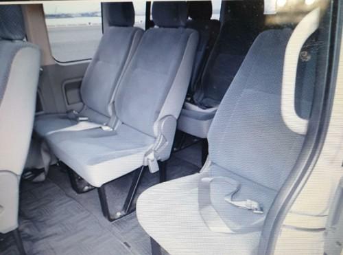 Toyota Commuter Hiace