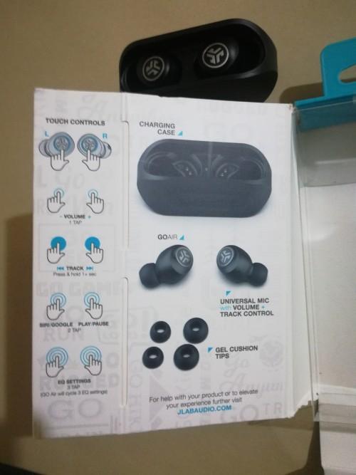 Jlab Go Air Wireless Earbuds