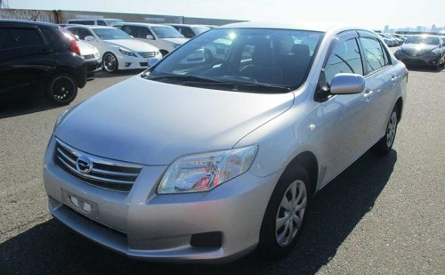 Toyota Axio Newly Important Excellent 2011