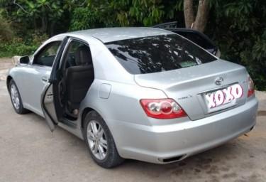 2008 Mark X
