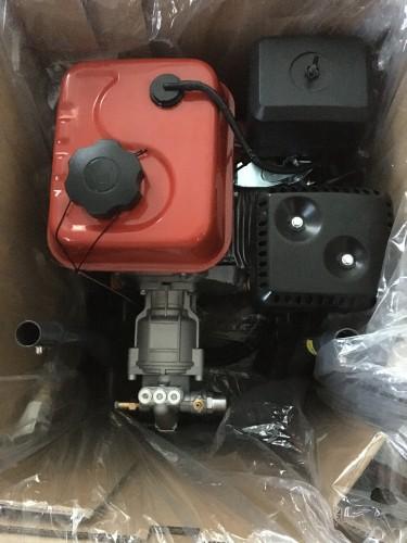 2700 PSI Pressure Washer