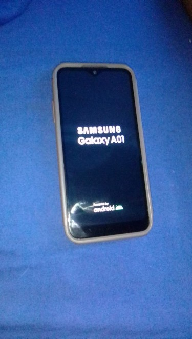 Samsung Galaxy Ao1 For Sale As Is