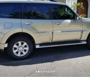 Excellent Beautiful Toyota Pajero 2012 For Sale -