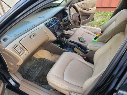 2000 Honda Accord Leather Interior